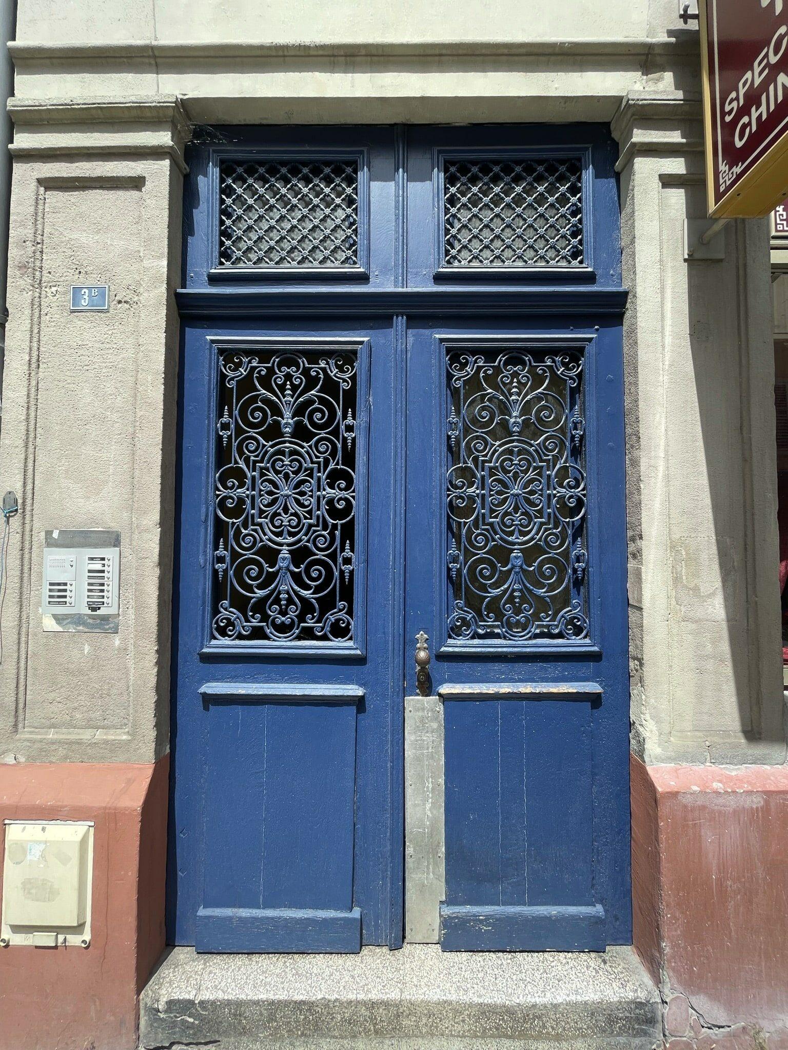 Rue St Catherine - Strasbourg